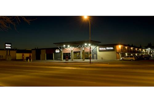 Royal Hotel Lloydminster Cover Picture