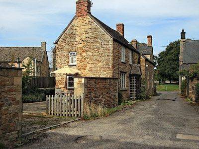 Badger Cottage Cover Picture