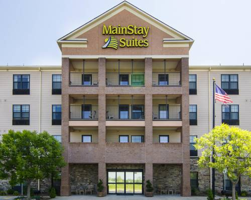 MainStay Suites Hotel Rogers Cover Picture