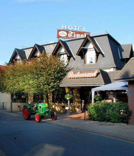 Hotel Tivoli Cover Picture