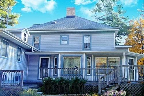 The Sawyer House Bed & Breakfast Cover Picture