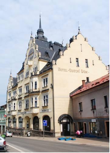 Hotel Obecní dům Cover Picture