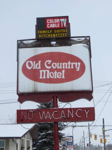 Old Country Motel Cover Picture