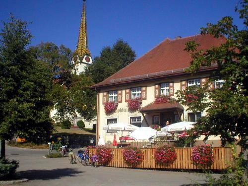 Gasthof zum Goldenen Kreuz Cover Picture