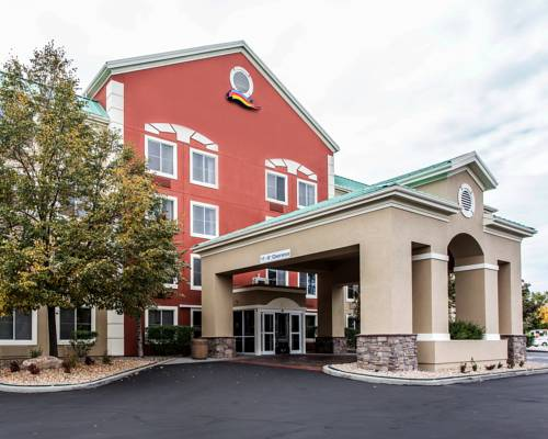 Comfort Inn West Valley - Salt Lake City South Cover Picture