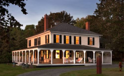 Yellow House Bed and Breakfast Cover Picture