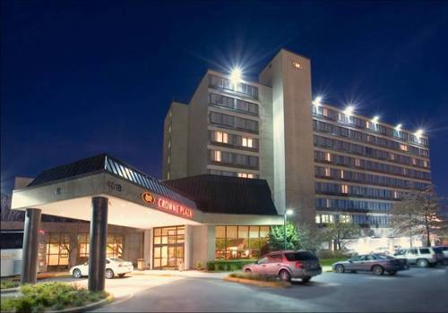 Crowne Plaza Hotel Englewood Cover Picture