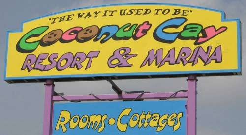 Coconut Cay Resort Cover Picture