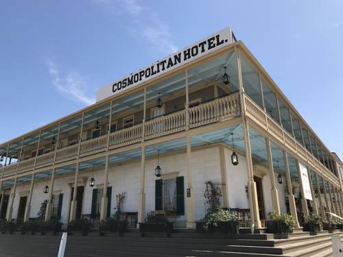 Cosmopolitan Hotel Cover Picture