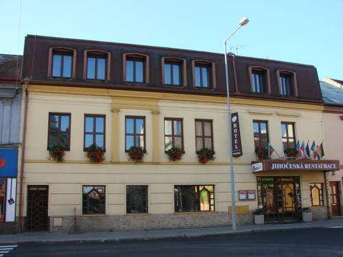 Hotel Soudek Cover Picture