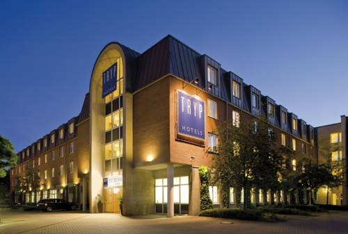 Tryp Centro Oberhausen Cover Picture