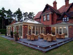 The Old Vicarage Hotel & Restaurant Cover Picture