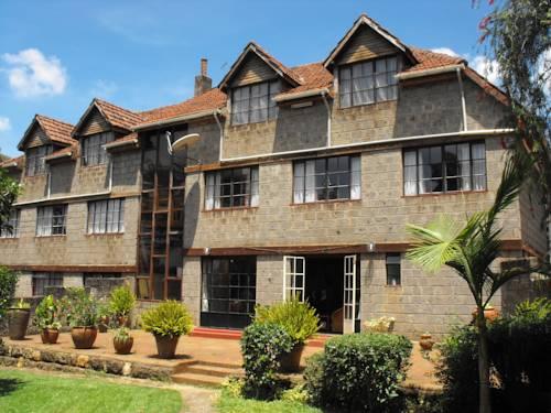 Kikuyu Lodge Hotel Cover Picture
