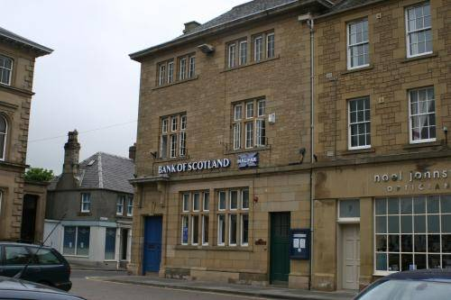 Bank House Duns Cover Picture