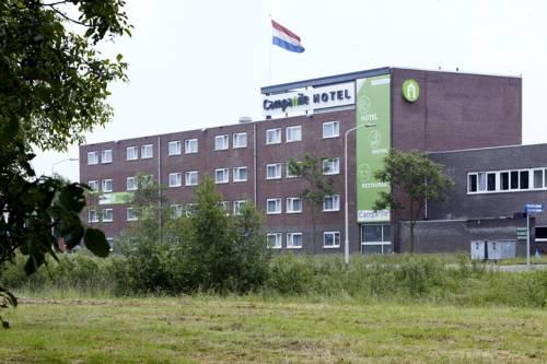 Campanile Hotel & Restaurant Breda Cover Picture
