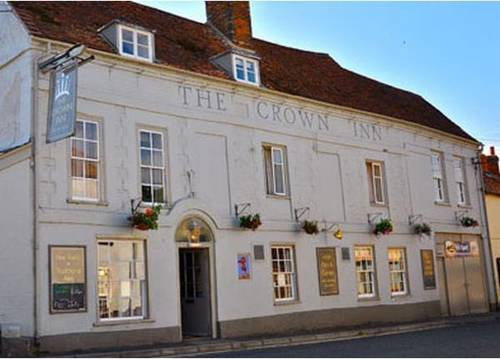 The Crown Inn Cover Picture