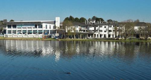The Lakes Hotel & Conference Centre Cover Picture