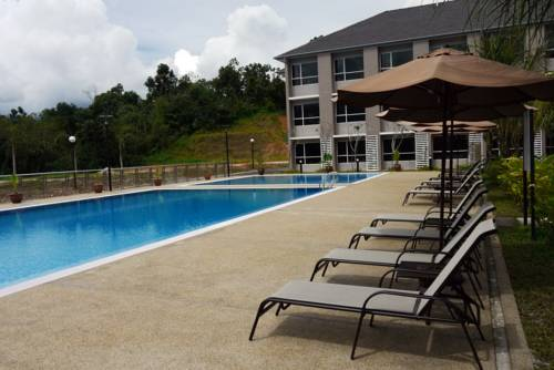 Cherengin Hill Convention & Spa Resort Cover Picture