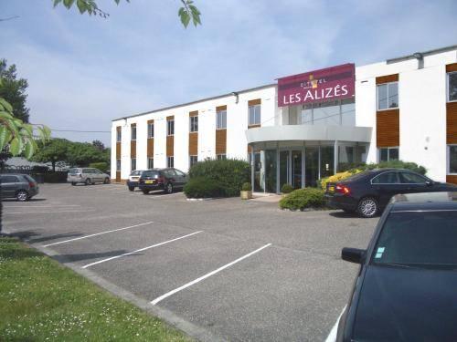 Citotel Hotel Les Alizes Cover Picture