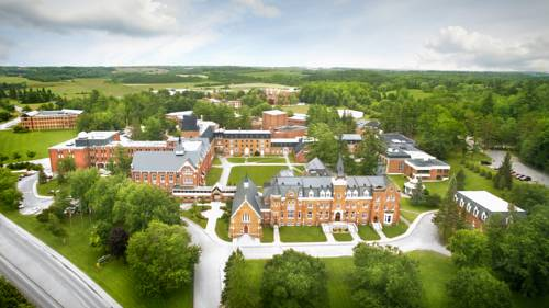 Bishop's University Cover Picture