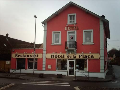 Pension Hotel Restaurant de la Place Cover Picture