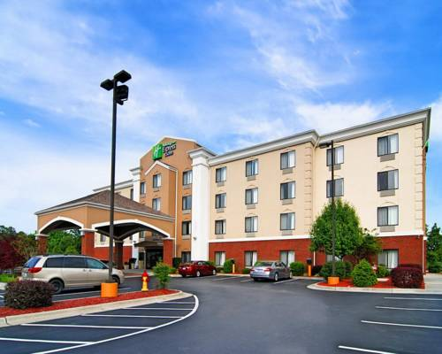 Holiday Inn Express & Suites Roanoke Rapids Cover Picture
