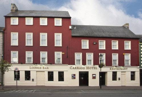 The Carraig Hotel Cover Picture