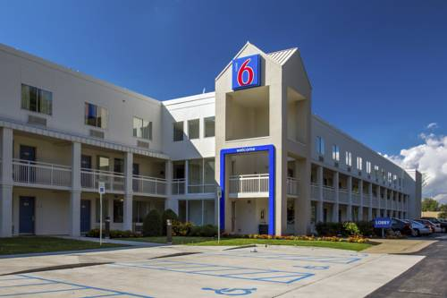 Motel 6 Buffalo Airport Cover Picture