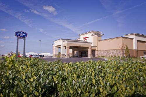 Hampton Inn Evansville Airport Cover Picture