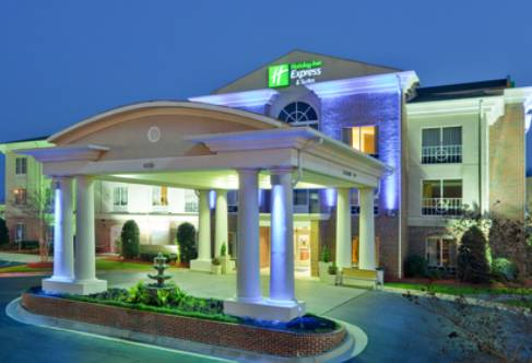 Holiday Inn Express Vicksburg Cover Picture