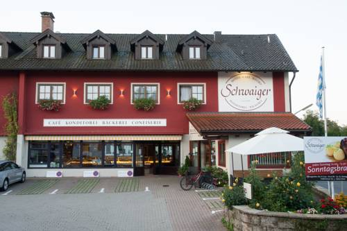 Business- und Wellnesshotel Schwaiger Cover Picture