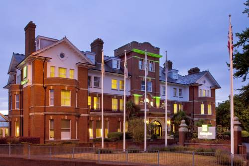 Holiday Inn Farnborough Cover Picture