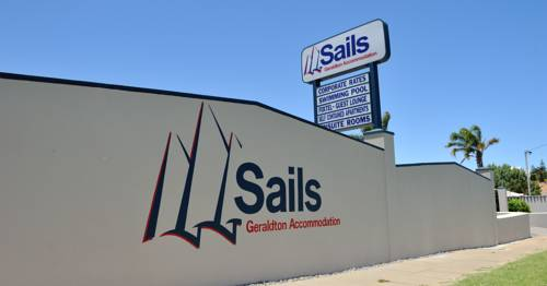 Sails Geraldton Accommodation Cover Picture