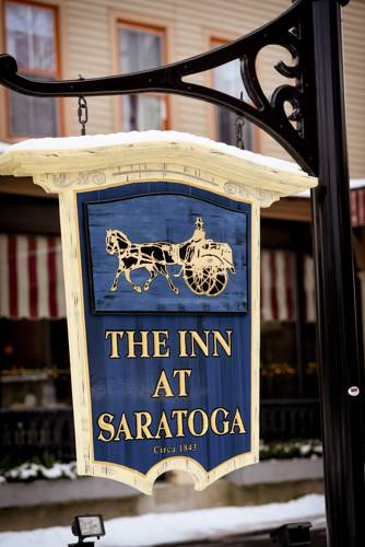 The Inn at Saratoga Cover Picture