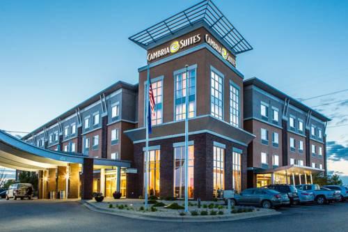 CAMBRiA Hotel & Suites Maple Grove - Minneapolis Cover Picture