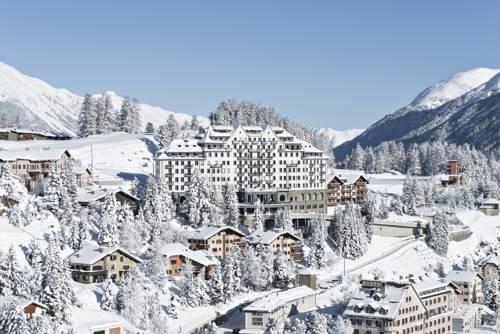 Carlton Hotel St. Moritz Cover Picture