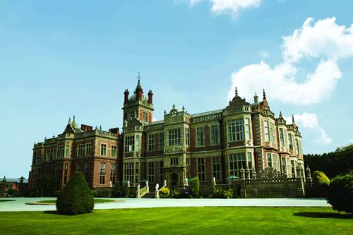 Crewe Hall - QHotels Cover Picture