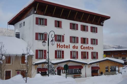 Hotel du Centre Cover Picture