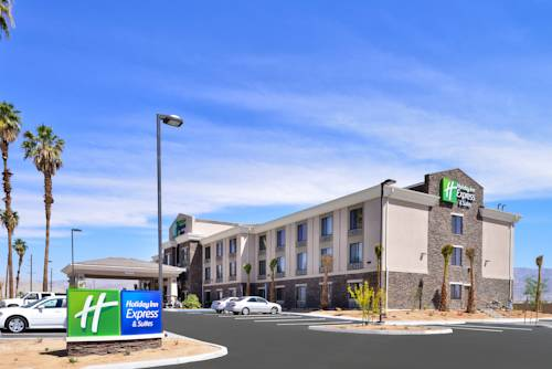 Holiday Inn Express Indio Cover Picture