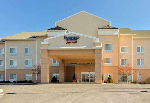 Fairfield Inn & Suites by Marriot State College Cover Picture