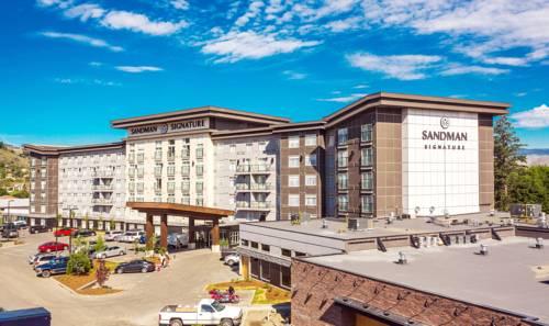 Sandman Signature Kamloops Hotel Cover Picture