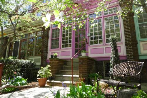 The Pink House Cover Picture