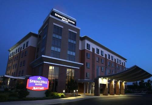 SpringHill Suites Green Bay Cover Picture