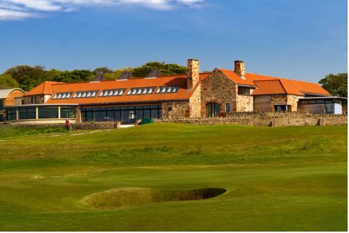 The Lodge at Craigielaw and Golf Courses Cover Picture