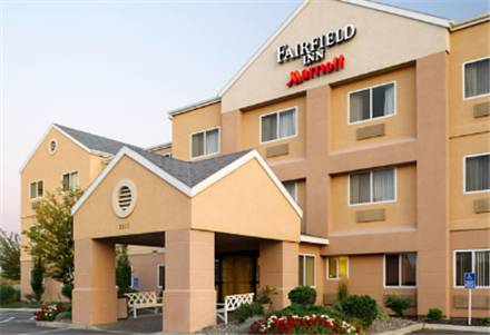 Fairfield Inn Kennewick Cover Picture