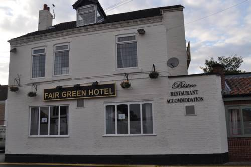 The Fair Green Hotel Cover Picture