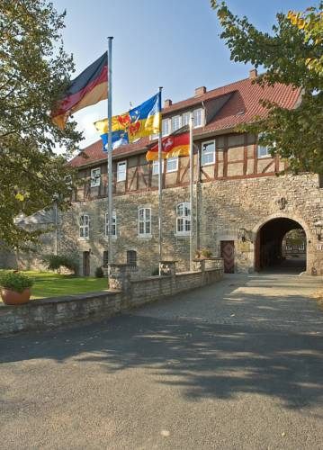 Burg Warberg Cover Picture