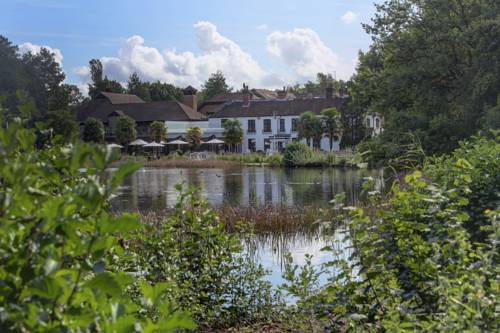 Best Western Frensham Pond Hotel Cover Picture