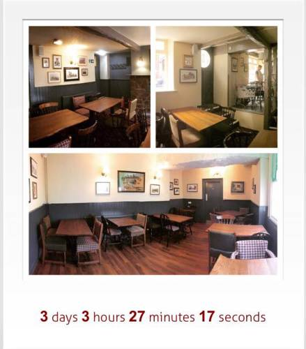 The Coach and Horses Inn Cover Picture