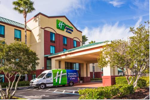 Holiday Inn Express Hotel & Suites Tampa-Oldsmar Cover Picture